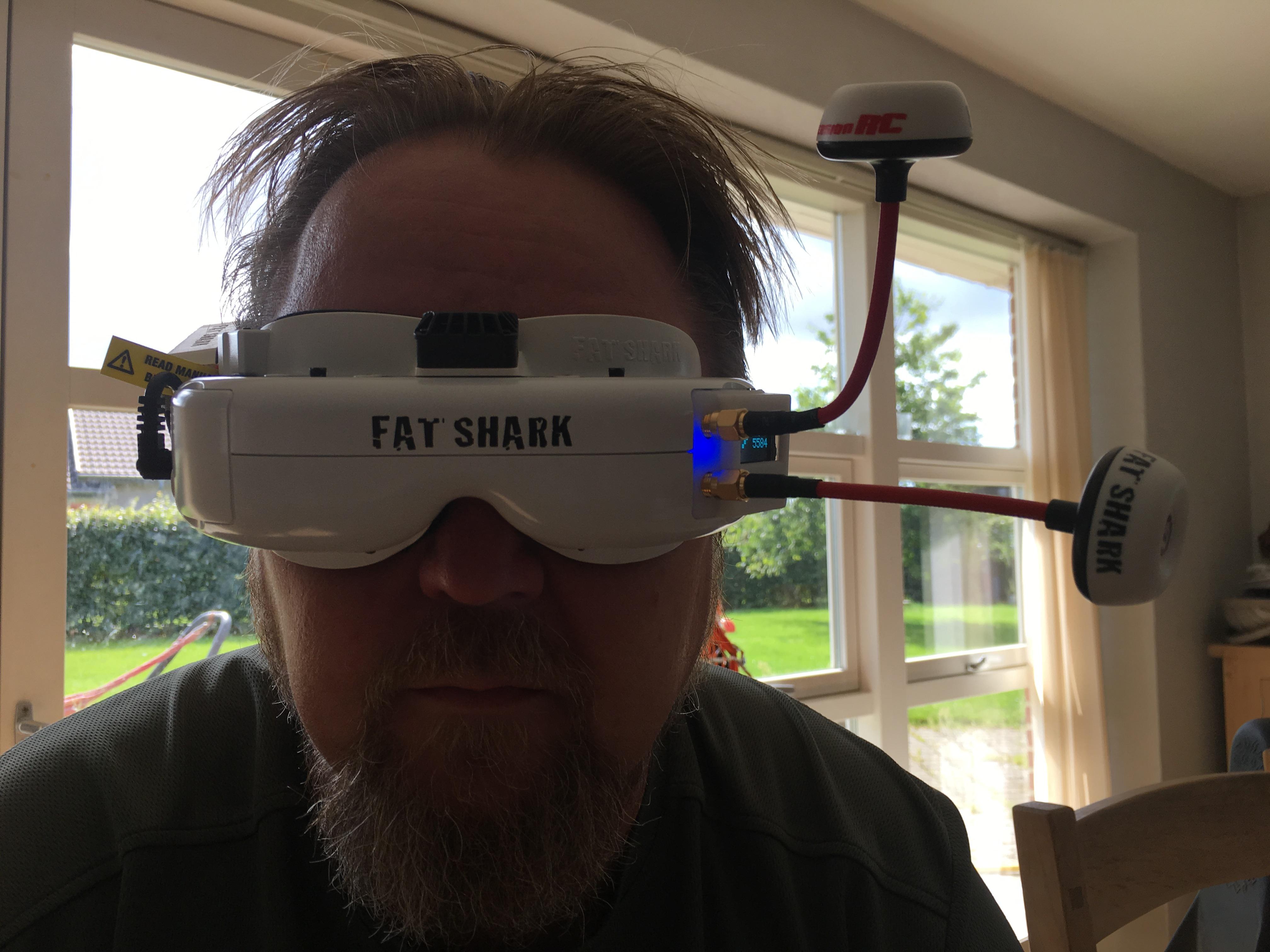 FPV briller