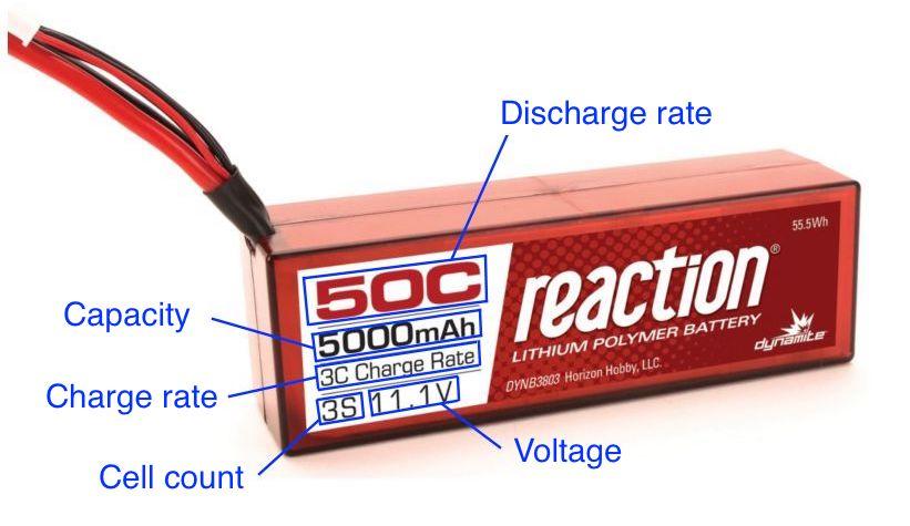 batteri forklarin