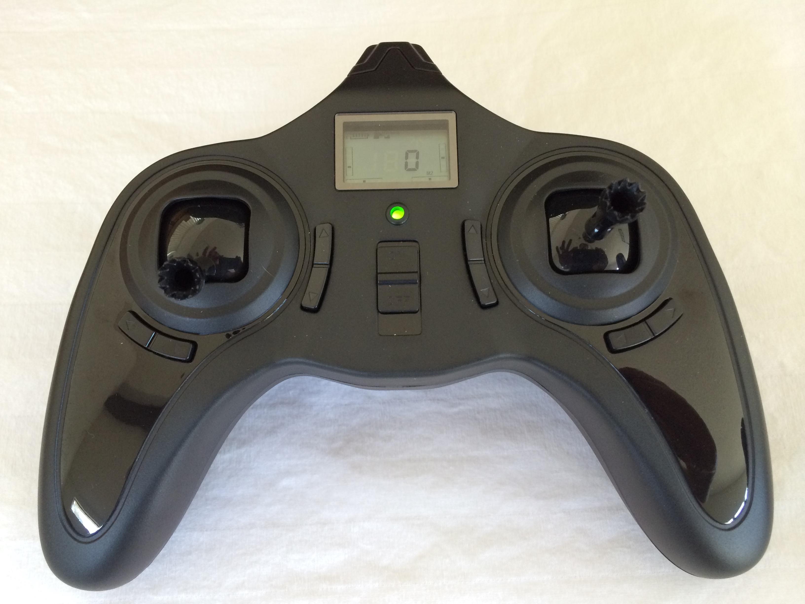 Hubsan-X4-H107c-controller
